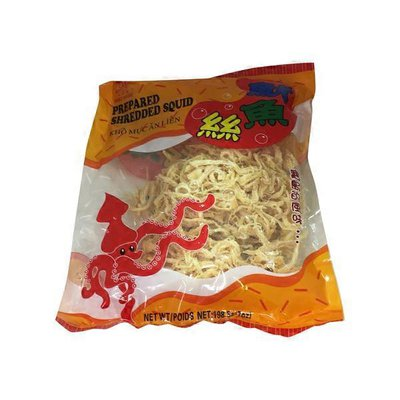 Sinbo Prepared Shredded Squid