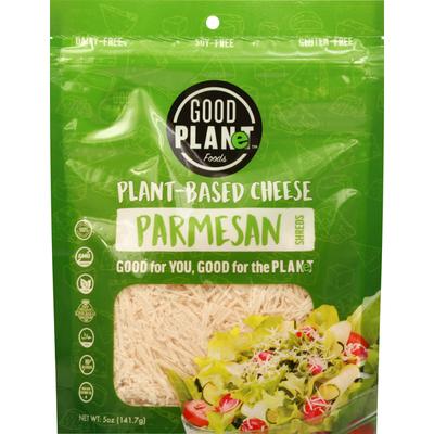 Good Planet Cheese Shreds, Parmesan