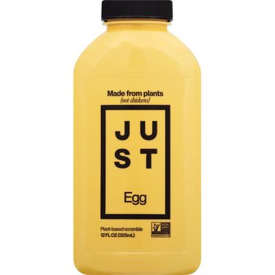 Just Egg, Plant-Based Scramble