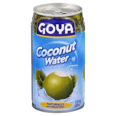 Goya Coconut Water with Pulp