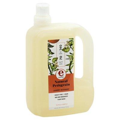 Earthy Laundry Detergent, Natural, Petitgrain