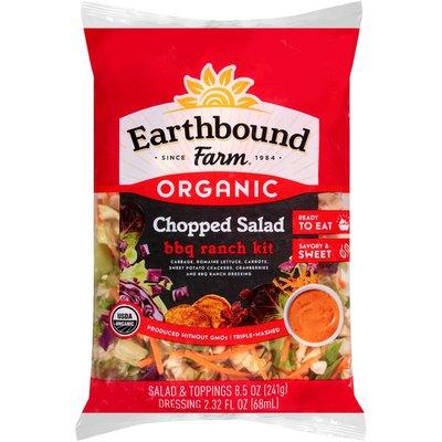 Earthbound Farms Organic BBQ Ranch Kit Chopped Salad