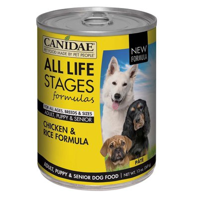Canidae All Life Stages Chicken & Rice Formula For Dog