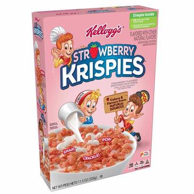 Kellogg's Breakfast Cereal, Kids Snacks, Baking Marshmallow Treats, Original