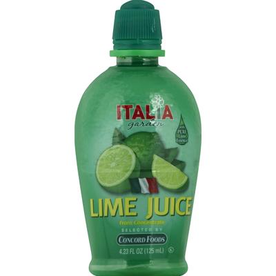 Solo Italia Lime Juice