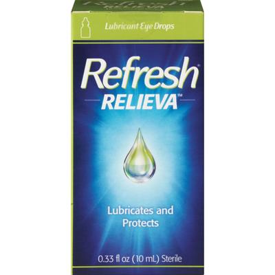 Refresh Eye Drops, Lubricant, Repair