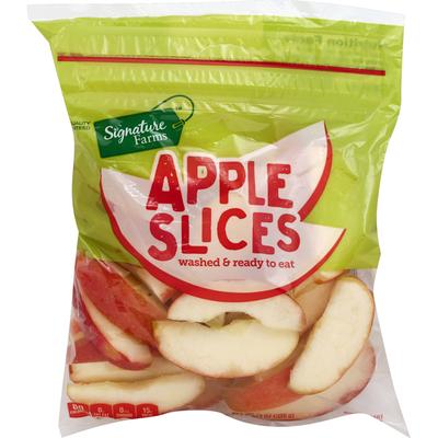 Signature Farms Apple Slices