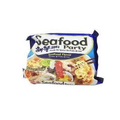 Samyang Seafood Flavor Instant Noodle Soup