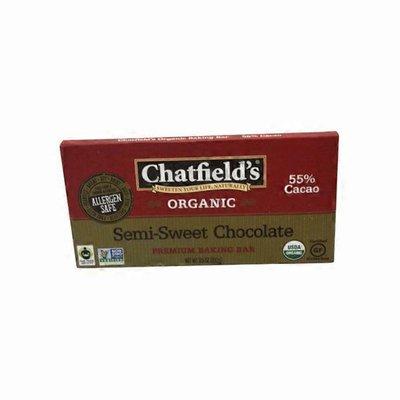 Chatfield's Semi Sweet Chocolate Baking Bar
