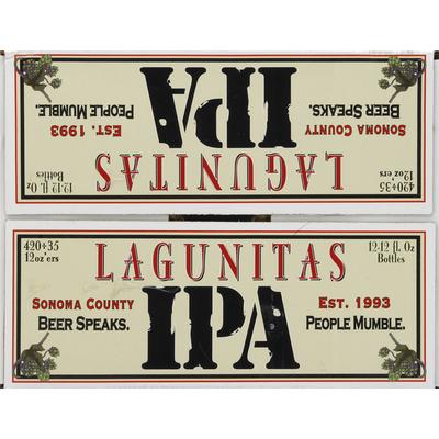 Lagunitas IPA, Bottles