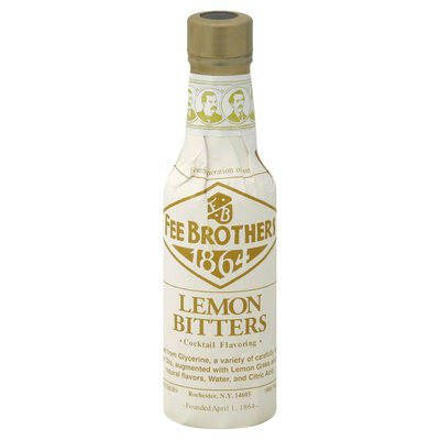 Fee Brothers Lemon Bitters