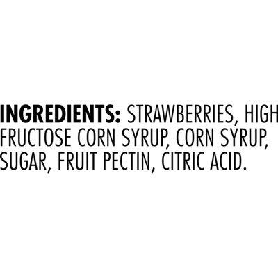 Smucker's Jam, Strawberry, Seedless