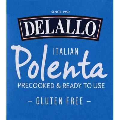 DeLallo Heat & Serve - Italian Polenta
