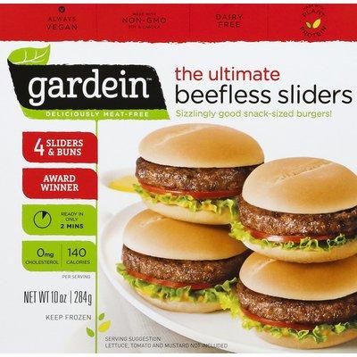 Gardein Beefless Slider