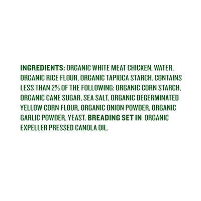 Applegate Organic Gluten-Free Chicken Nuggets