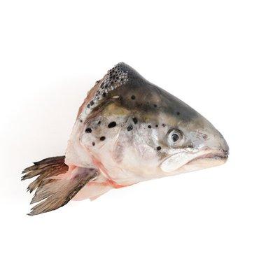 U.S.D.C Inspected Salmon Heads