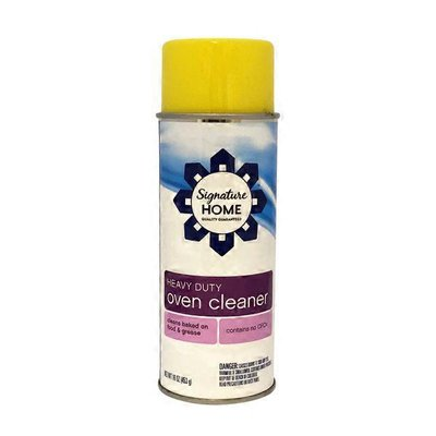 Signature Select Heavy Duty Oven Cleaner