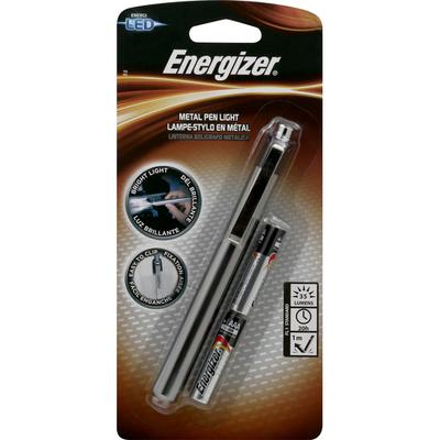 Energizer Pen Light, Metal