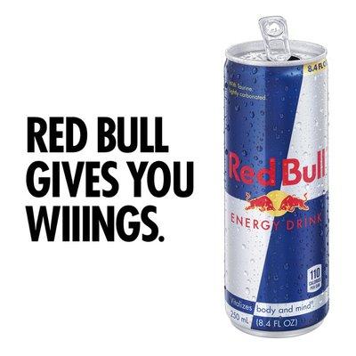 Red Bull Energy Drink, Fl Oz