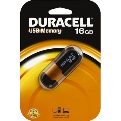 Duracell USB Memory, 16GB