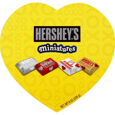 Hershey's Miniatures