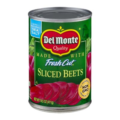 Del Monte Beets, Sliced
