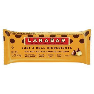 Larabar Fruit & Nut Bar, Peanut Butter Chocolate Chip