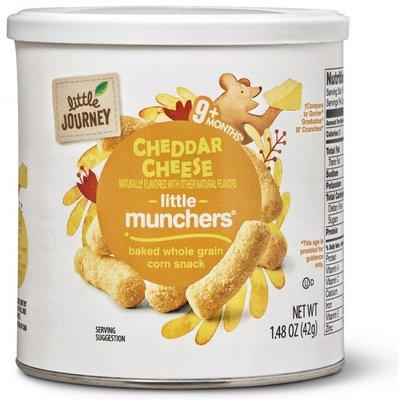 Little Journey Little Munchers Cheese