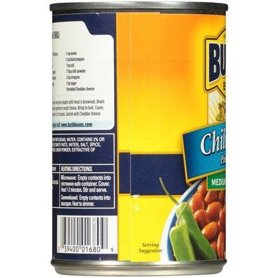 Bush's Best Pinto Beans in a Medium Chili Sauce