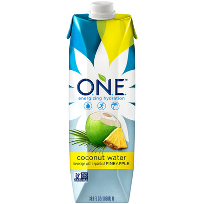 ONE Coconut Water With Pineapple