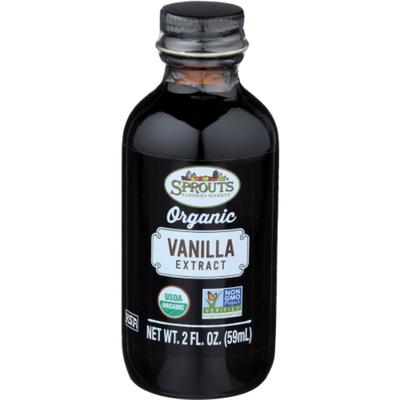 Sprouts Organic Vanilla Extract