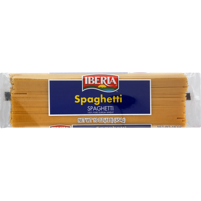 Iberia Spaghetti