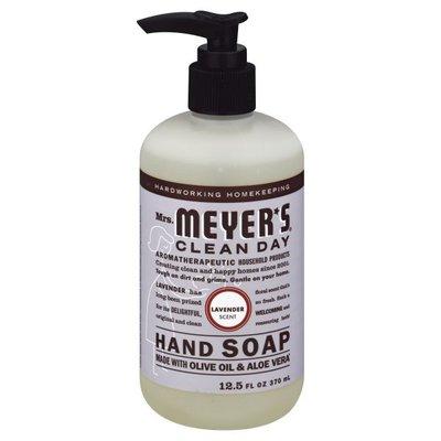 Mrs. Meyer's Hand Soap, Lavender Scent