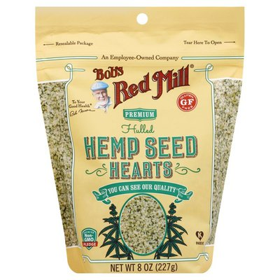 Bob's Red Mill Hulled Hemp Seed Hearts