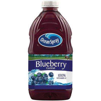 Ocean Spray Cocktail Blueberry--Bleuets Juice Cocktail--Cocktail Aux Jus