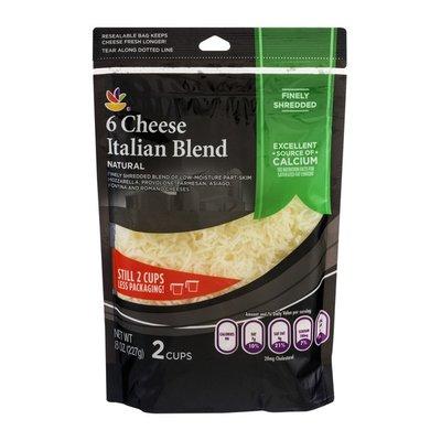 SB Shredded Cheese, Italian Blend