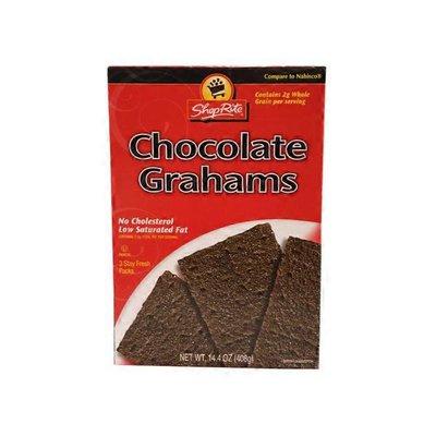 ShopRite Chocolate Graham Cookies