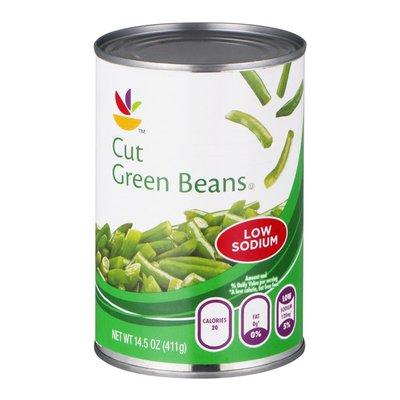 SB Cut Green Beans Low Sodium