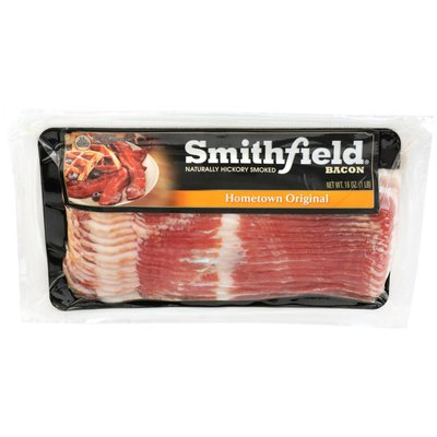 Smithfield Hometown Original Bacon