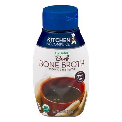 Kitchen Accomplice Bone Broth, Organic, Beef