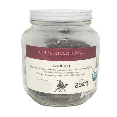Silk Road Teas Organic Buddhist Green Tea