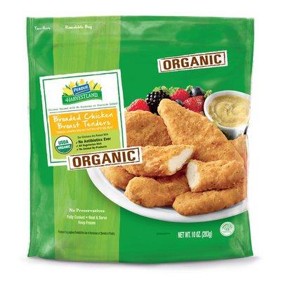 Harvestland Organic Breaded Chicken Breast Tenders