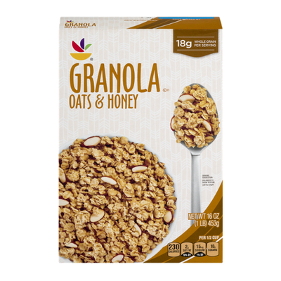 SB Granola, Oats & Honey