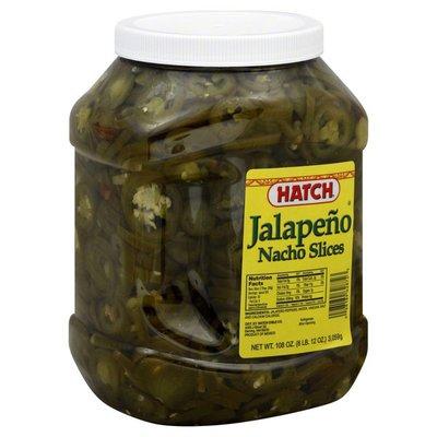 Hatch Nacho Slices, Jalapeno