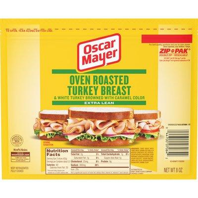 Oscar Mayer Oven Roasted Turkey