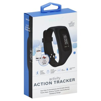 Vivitar Activity Action Tracker