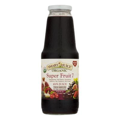 Smart Juice Organic Super Fruit 7 Juice