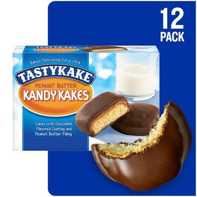 Tastykake Peanut Butter Kandy Kakes
