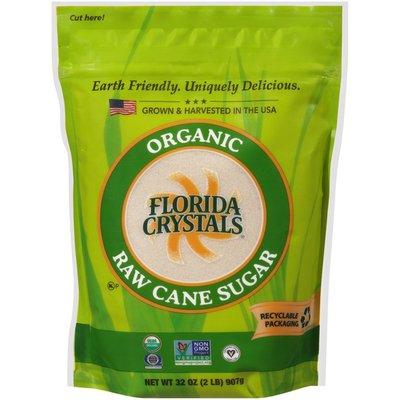 Florida Crystals Organic Raw Cane Sugar