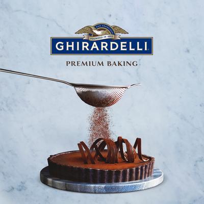 Ghirardelli Premium Baking Cocoa 100% Cocoa Unsweetened Cocoa Powder